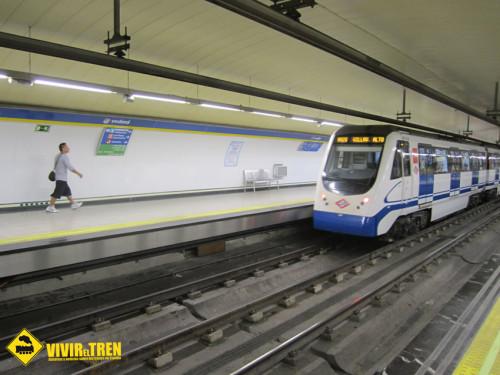 Metro Madrid aumenta la frecuencia de los trenes en 7 líneas