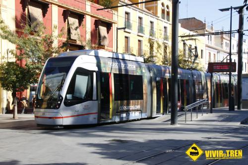 Metro Sevilla Feria Abril