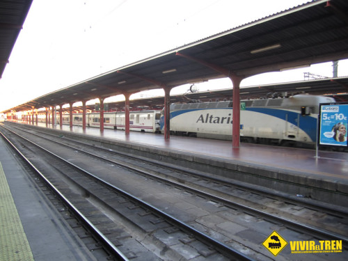 Train & Breakfast Madrid Lisboa
