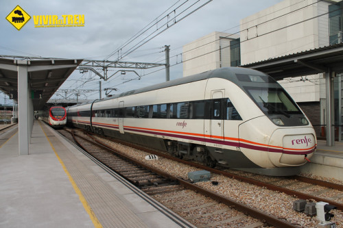 Tren Intercity Asturias