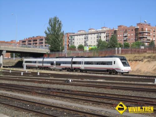 Modificación de algunos trenes MD Salamanca – Madrid durante el fin de semana