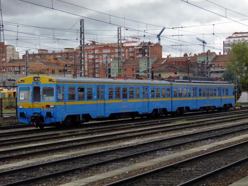 Temporada 2014 del Tren turístico Río Eresma Madrid – Segovia