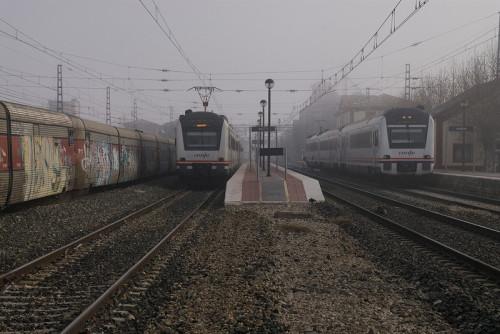 Adif desguazará los vagones Talgo apartados en Sariñena