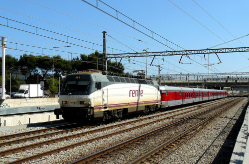 Nuevo tren turístico «Tarraco Talgo» entre Barcelona y Tarragona