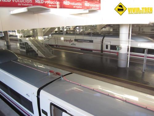 AVE Villanueva de Córdoba