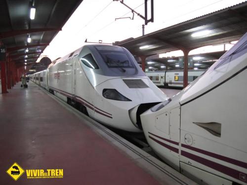 Renfe ofrecerá 10 trenes diarios entre Madrid y Cádiz en verano