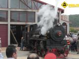 Locomotora de Vapor PV 31 Ponferrada