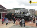 Maquina de vapor Ponferrada