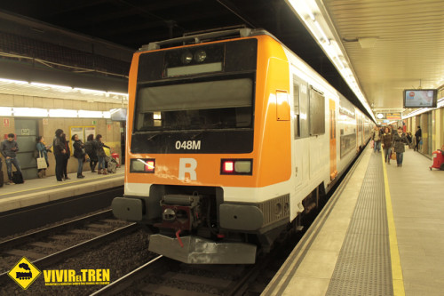 Por obras, se modifica los horarios de los trenes de Rodalies Cataluña