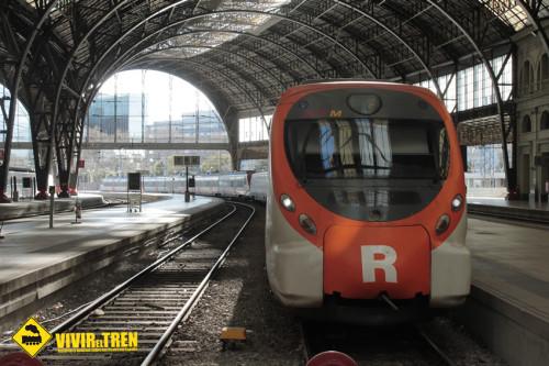 Rodalies Cataluña