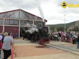 Toral en Tren Museo ferrocarril Ponferrada