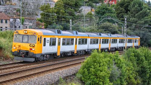 Cambios en el TrenCelta Vigo – Oporto desde el 1 de julio