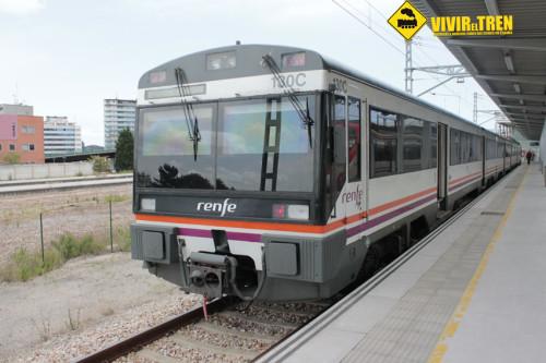 Tren playero