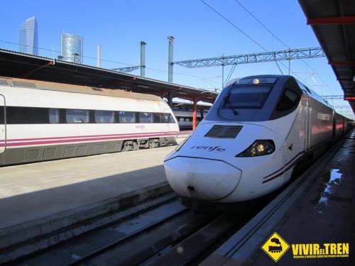 Transbordos por carretera los días 9 y 10 de agosto en los trenes que circulen entre León y Valladolid