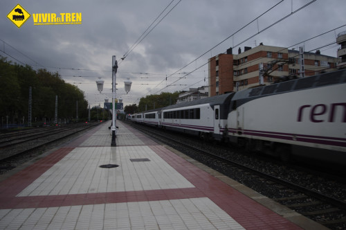 El tren ARCO Galicia – País Vasco pasa a denominarse servicio INTERCITY