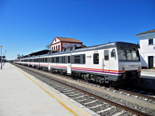 Trenes especiales para asistir a la Feria Internacional Ganadera de Zafra