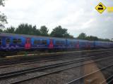 Tren Inglaterra