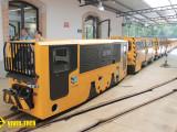 Tren Samuño El Cadavíu