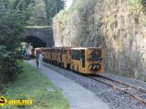 Tren minero Valle Samuño