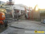 Derribo estacion Humedal