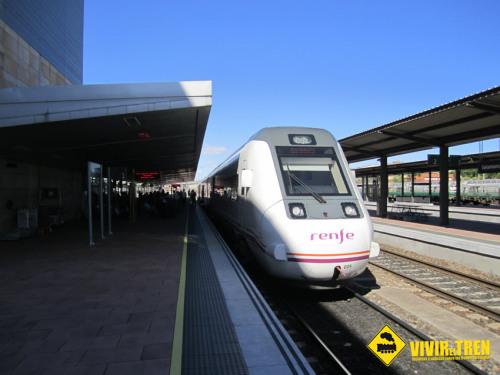 Modificación de horarios en la línea Valencia – Teruel – Zaragoza