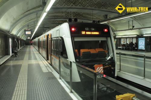 Nuevos trenes de la Serie 114 para la Línea 7 de FGC