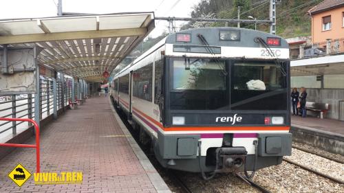 Plan alternativo de transporte para los trenes que circulan entre Arcade y Pontevedra