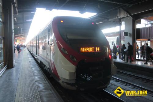 Fomento invertirá 1,135 millones de euros en el tren directo Atocha – Barajas