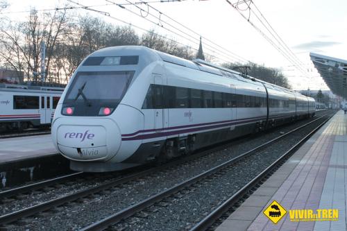 Trenes de refuerzo estas navidades entre Barcelona y Ponferrada