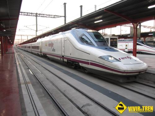 1000 kilómetros nuevos de Alta Velocidad en España en 2015