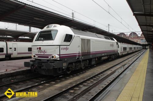 Billete descuento tren Renfe