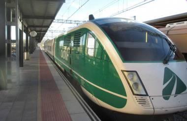 Circula el primer tren por la línea de Alta Velocidad Valladolid – León