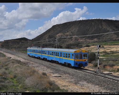 Viaje especial por los enlaces ferroviarios de Madrid