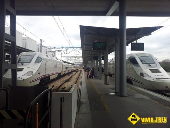 Alta Velocidad AVE Asturias Leon