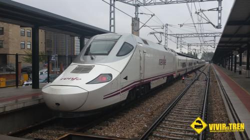 La primera semana de septiembre comenzarán a circular los trenes por la línea de Alta Velocidad Valladolid – Palencia – León