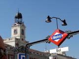 Averia Metro Madrid