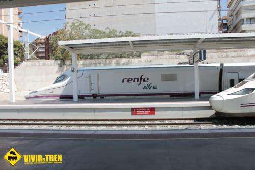 Trenes especiales entre Málaga/Sevilla y Valencia durante las Fallas