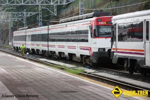 Tren Cercanías Santander