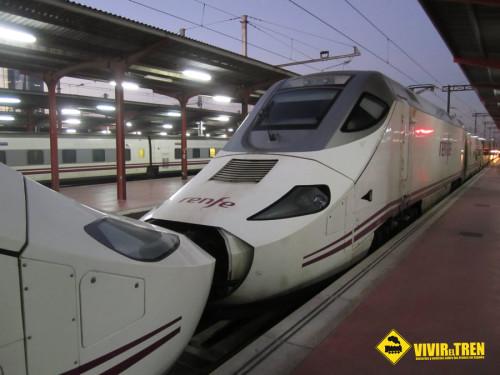 Trenes Valencia Fallas