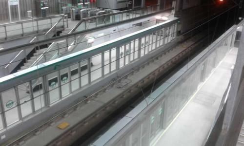 El Metro de Sevilla circulará las 24 horas durante la Feria de Abril
