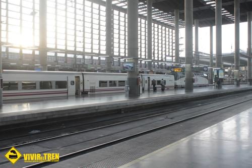El servicio Altaria entre Granada y Madrid se suspenderá desde el 7 de abril durante 4 meses