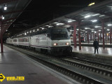 Tren Estrella Costa Brava Madrid