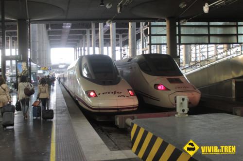 863.000 plazas para viajar en tren durante el Puente del 1 de mayo