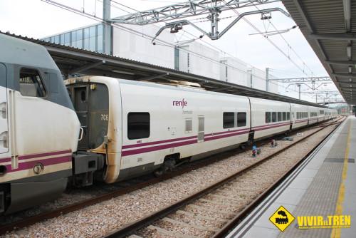 Tren del Peregrino Santiago