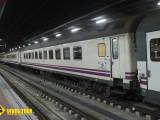 Tren nocturno Barcelona