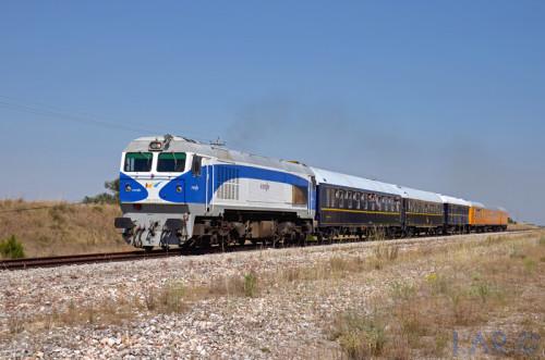 Tren Azul Zumarraga