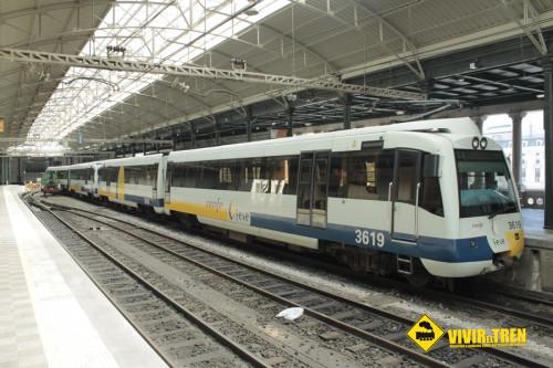 Tren Balmaseda Mercado Medieval