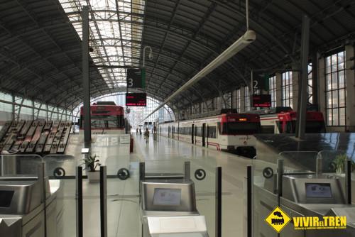 Renfe reforzará los trenes nocturnos de Cercanías para los Ochomayos de Orduña