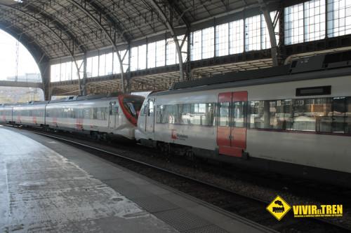 Tren Rodalies Formula 1 Montmeló