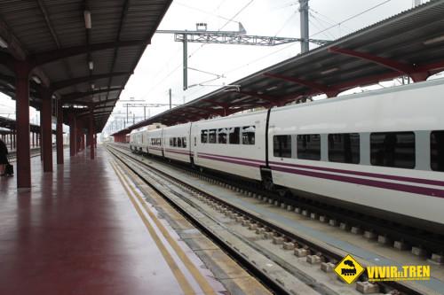 Tren turístico Ruta del Vino de Rueda Medina del Campo